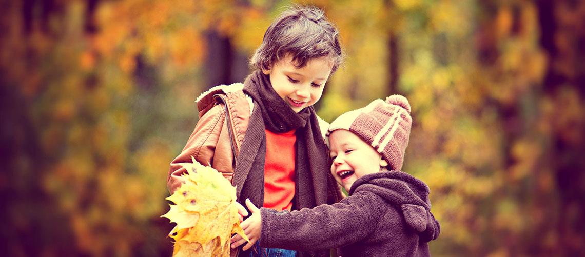 Sjove aktiviteter i efterårsferien