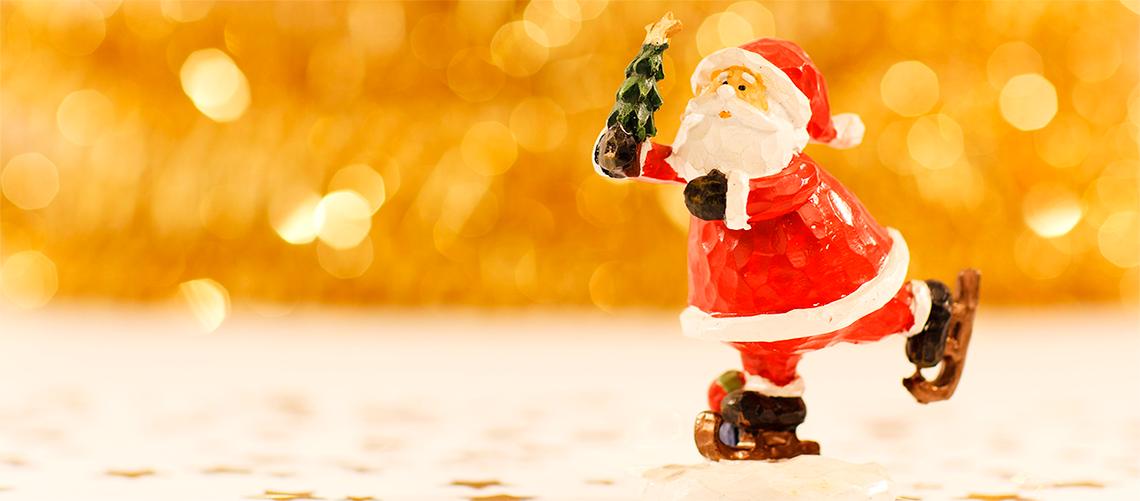 Ho ho hooo - Her er nummeret til Julemanden!