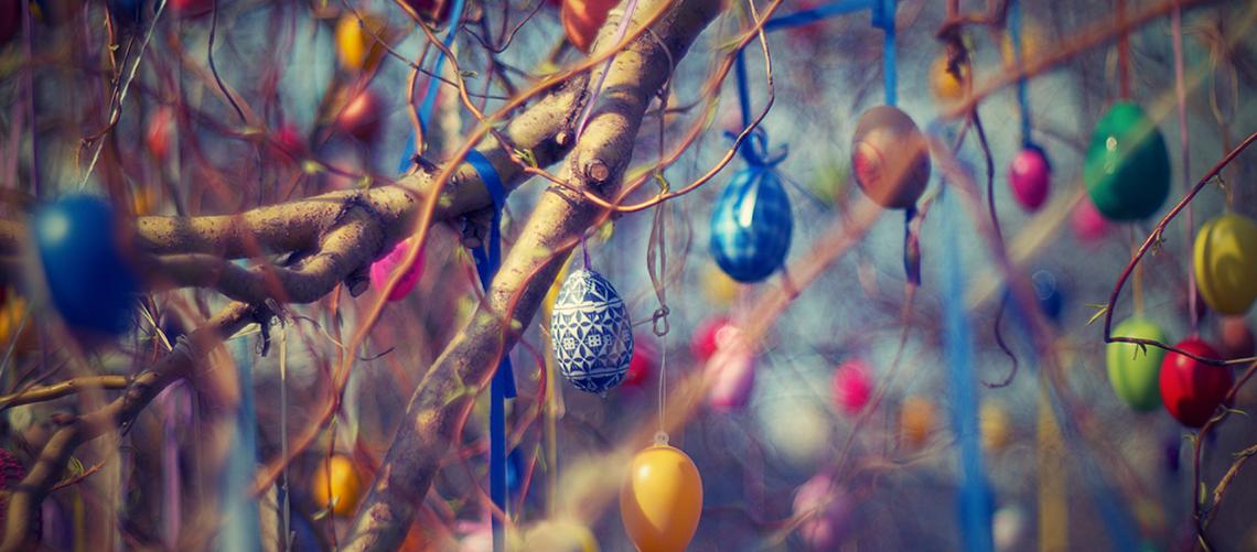 Skab en dejlig påske, som børnene aldrig glemmer